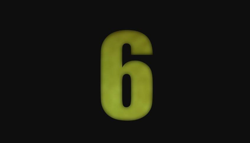 Numerologia: Il significato del numero 6
