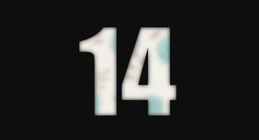 Numerologia: Il significato del numero 14