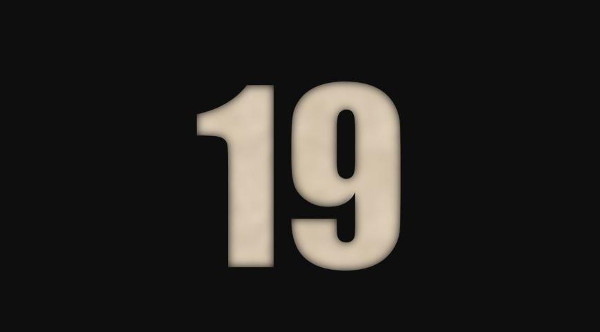 Numerologia: Il significato del numero 19