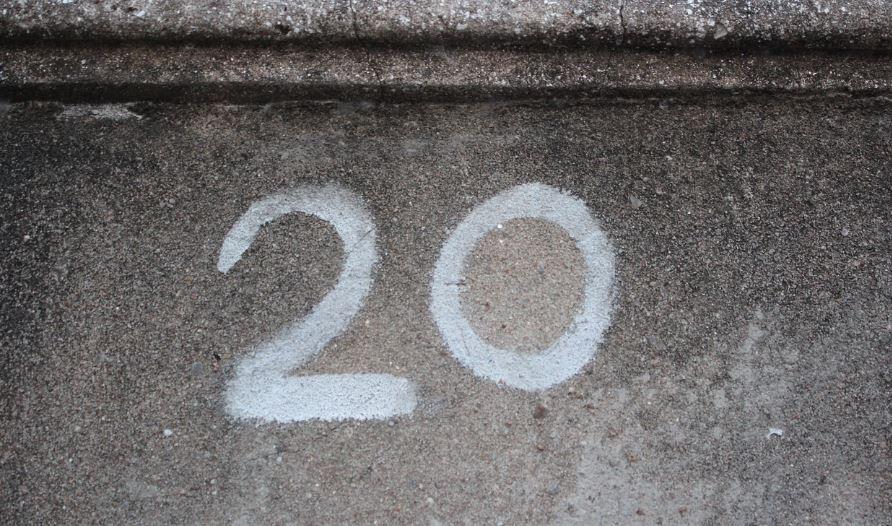 Numerologia: Il significato del numero 20