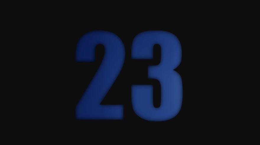 Numerologia: Il significato del numero 23