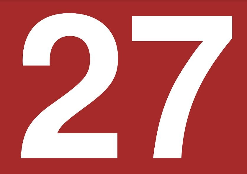 Numerologia: Il significato del numero 27