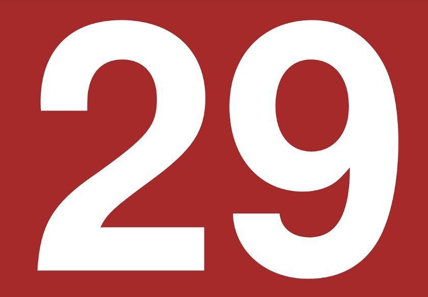 Numerologia: Il significato del numero 29