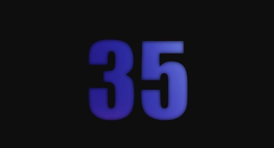 Numerologia: Il significato del numero 35