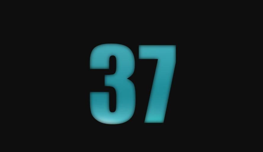 Numerologia: Il significato del numero 37