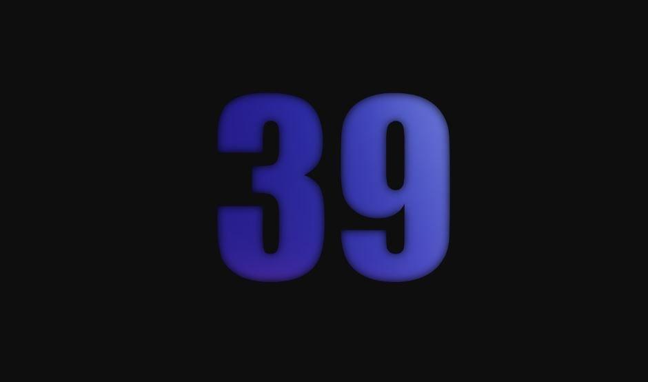Numerologia: Il significato del numero 39