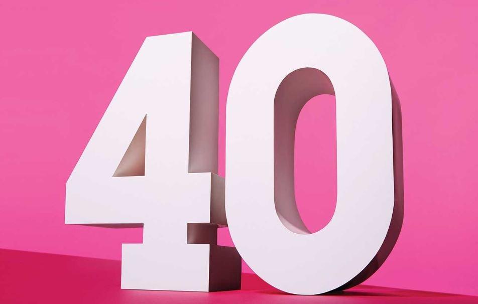 Il significato del numero 40