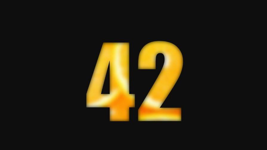 Il significato del numero 42