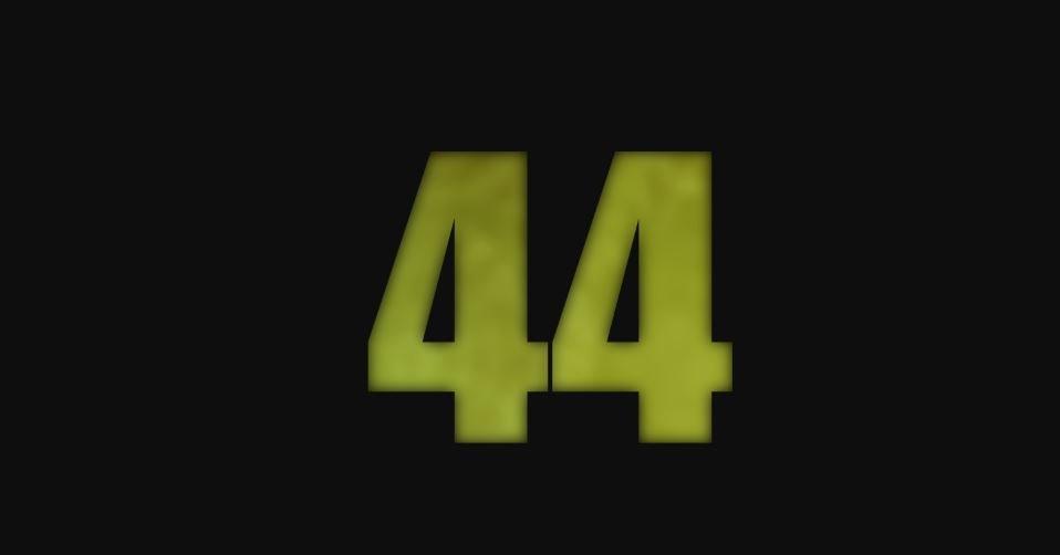 Il significato del numero 44