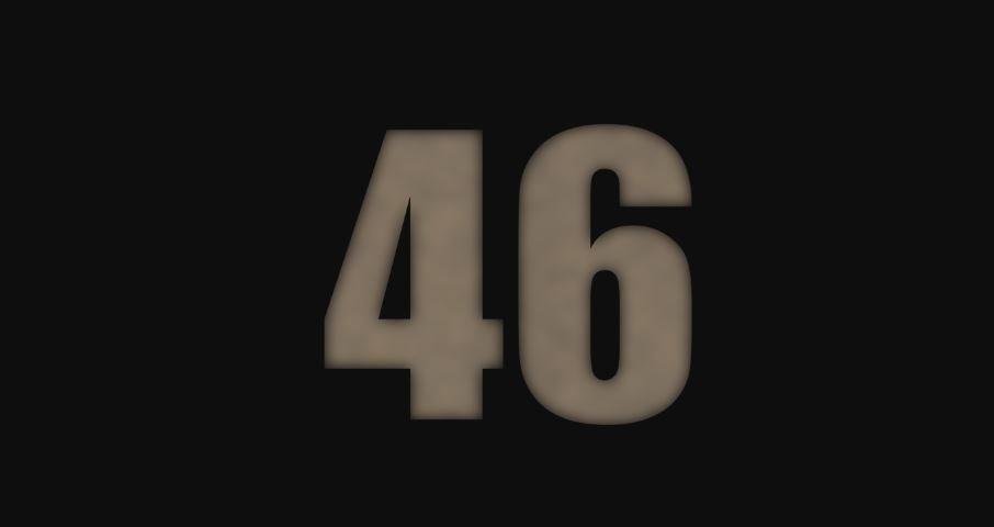Il significato del numero 46