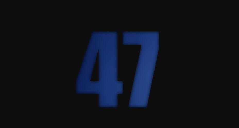 Il significato del numero 47