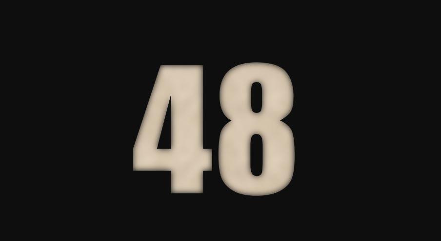 Il significato del numero 48