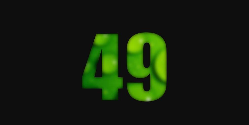 Il significato del numero 49