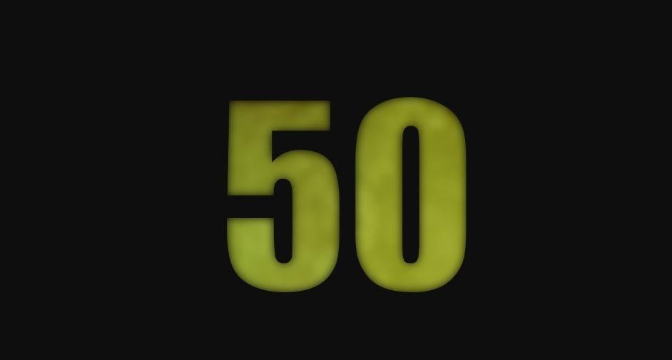 Il significato del numero 50