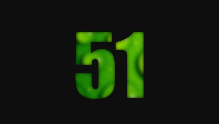 Il significato del numero 51