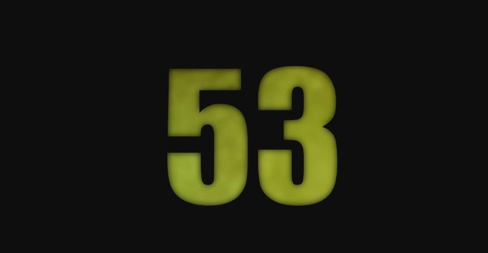 Il significato del numero 53