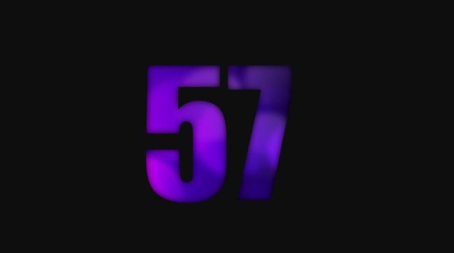 Il significato del numero 57