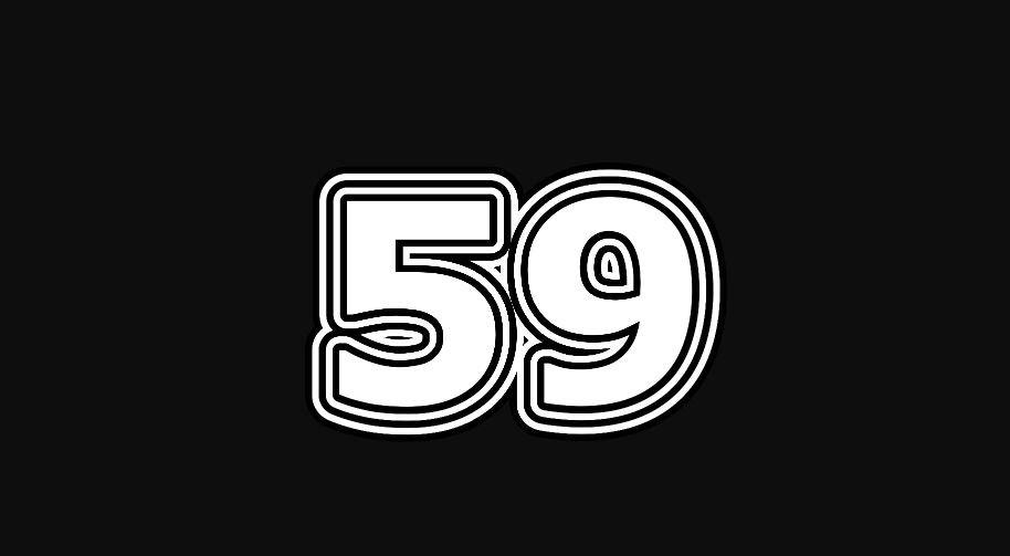 Il significato del numero 59