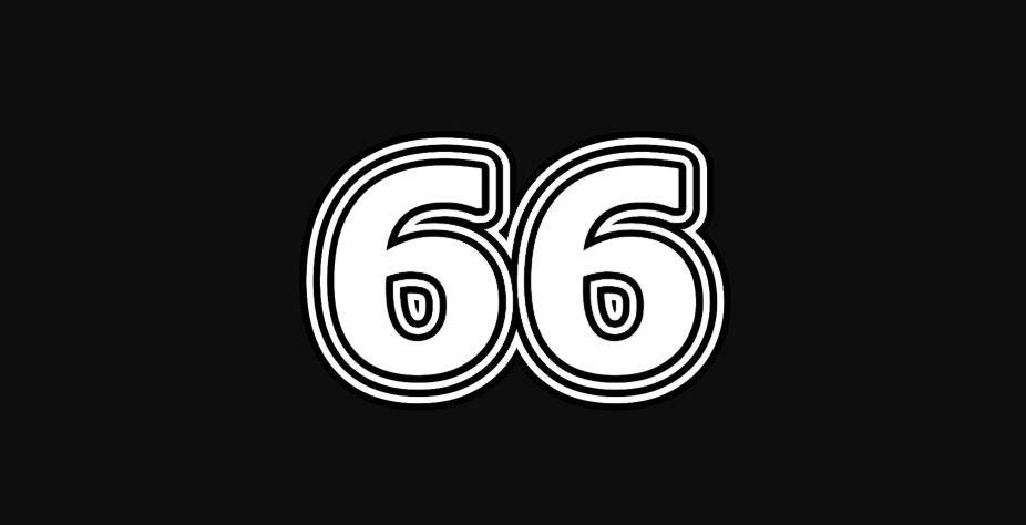 Il significato del numero 66