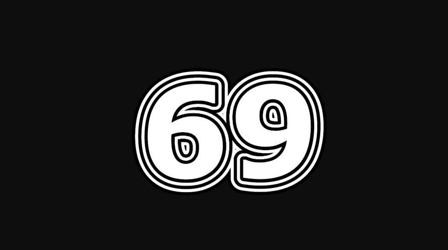 Il significato del numero 69