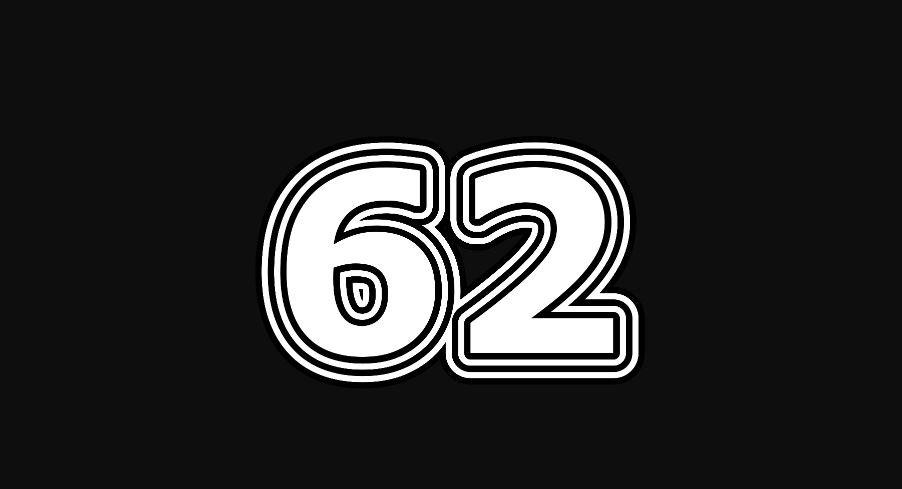 Il significato del numero 62