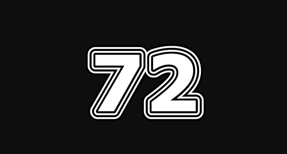 Il significato del numero 72