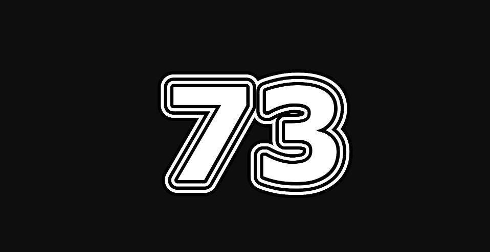 Il significato del numero 73