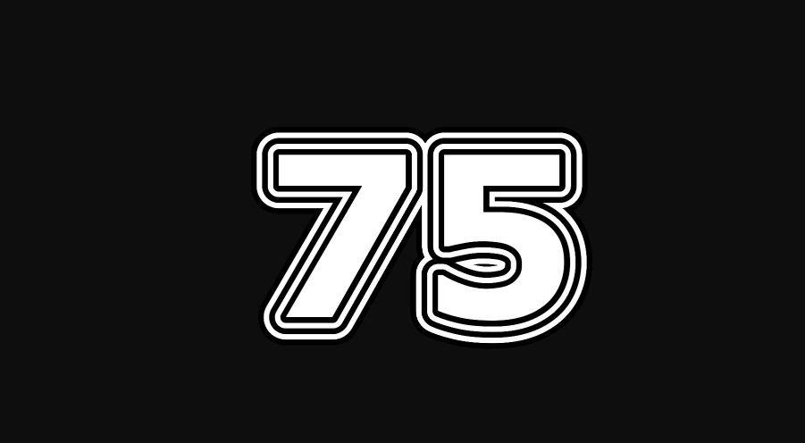 Il significato del numero 75