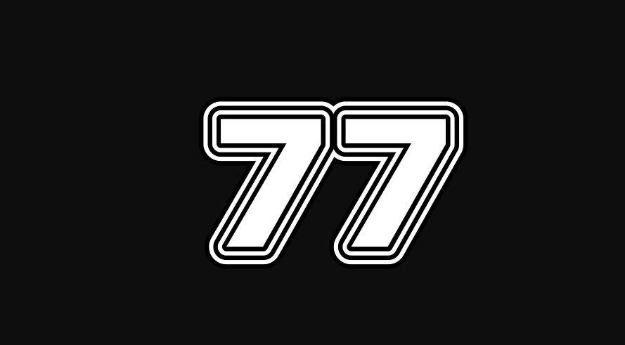 Il significato del numero 77