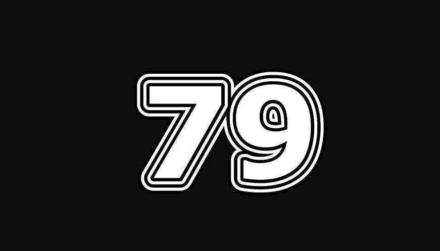Il significato del numero 79