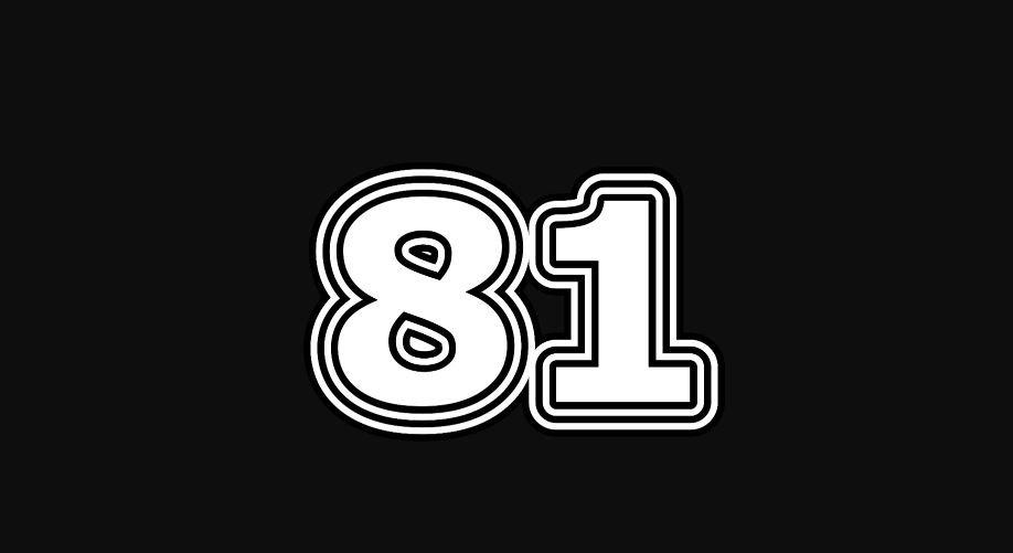 Il significato del numero 81
