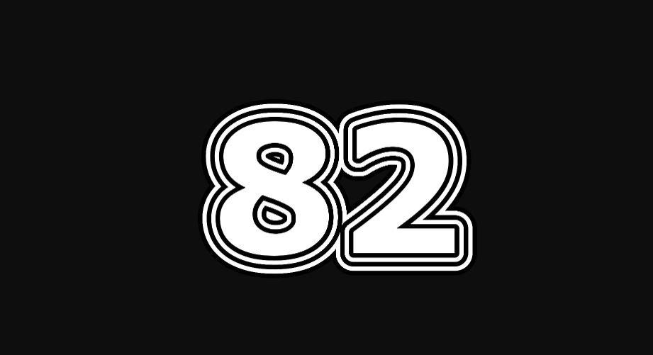 Il significato del numero 82
