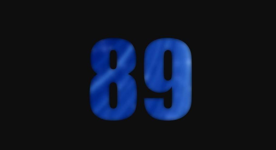 Il significato del numero 89