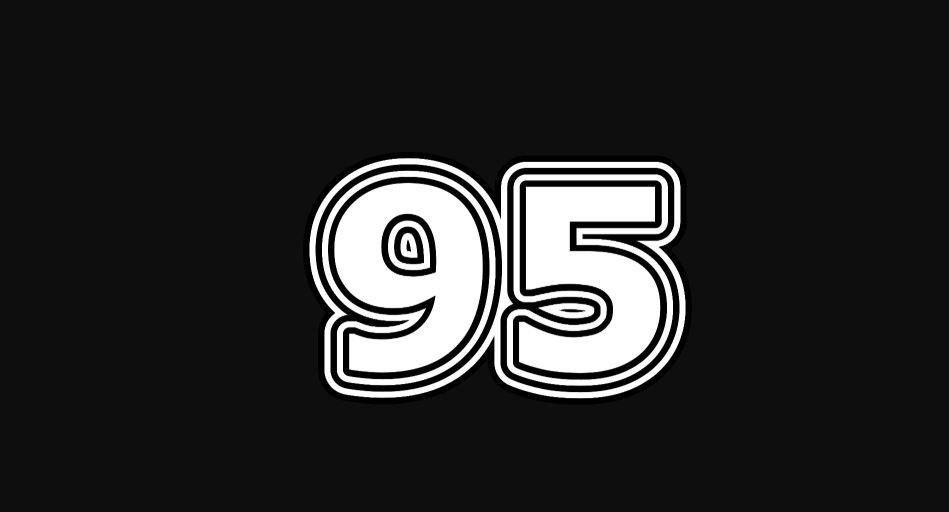 Il significato del numero 95
