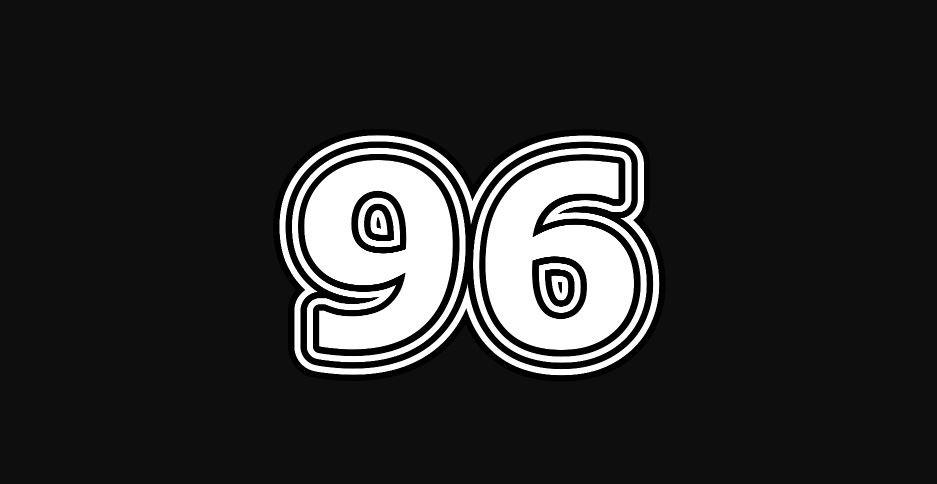 Il significato del numero 96