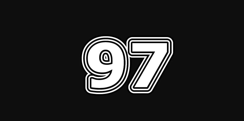Il significato del numero 97