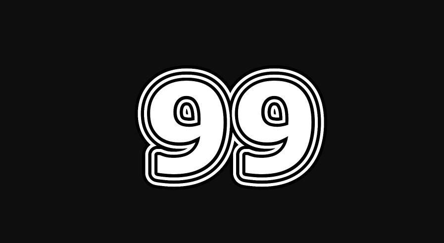 Il significato del numero 99