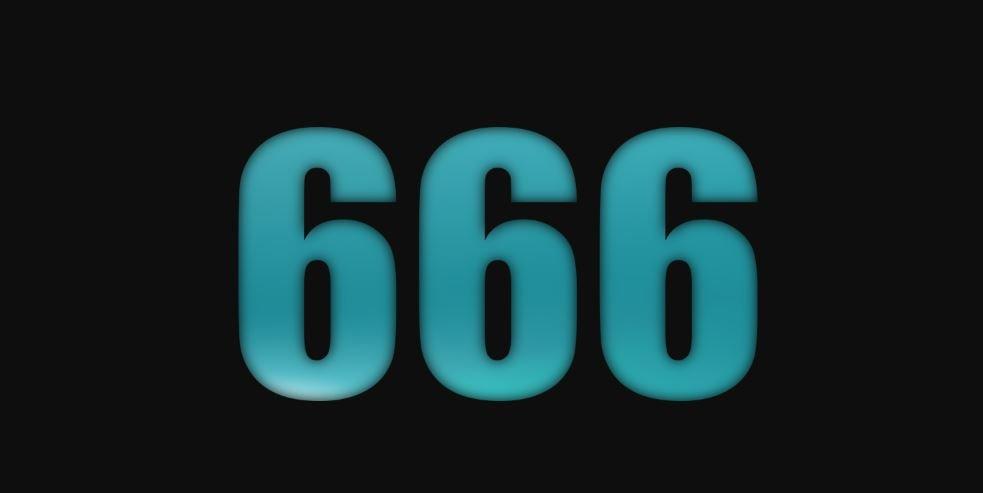 Numerologia: Il significato del numero 666