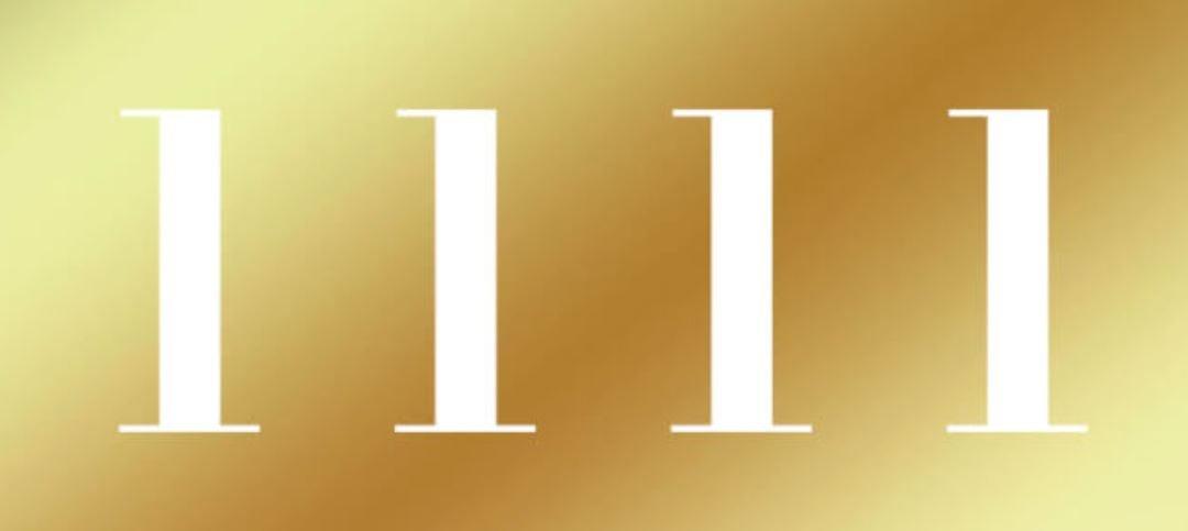 Il significato del numero 1111