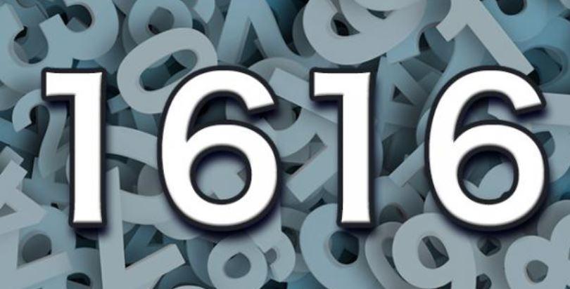 Il significato del numero 1616