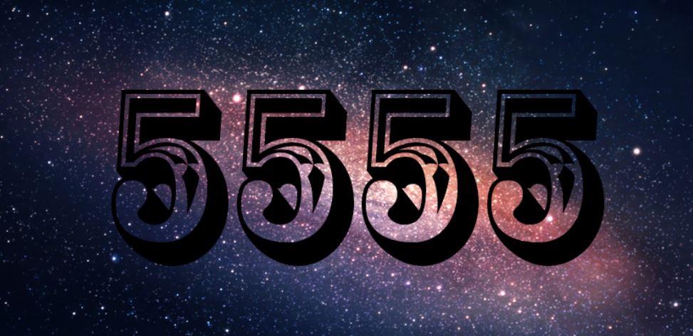 Il significato del numero 5555