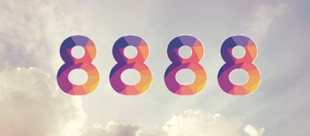 Il significato del numero 8888
