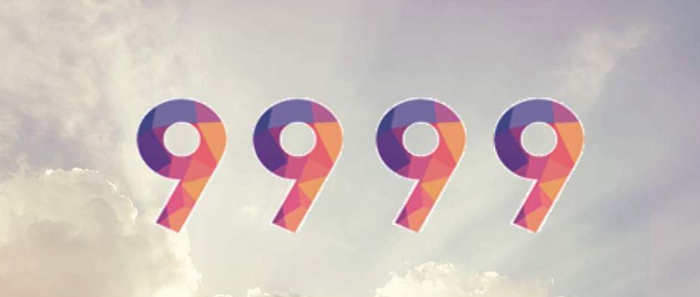 Il significato del numero 9999
