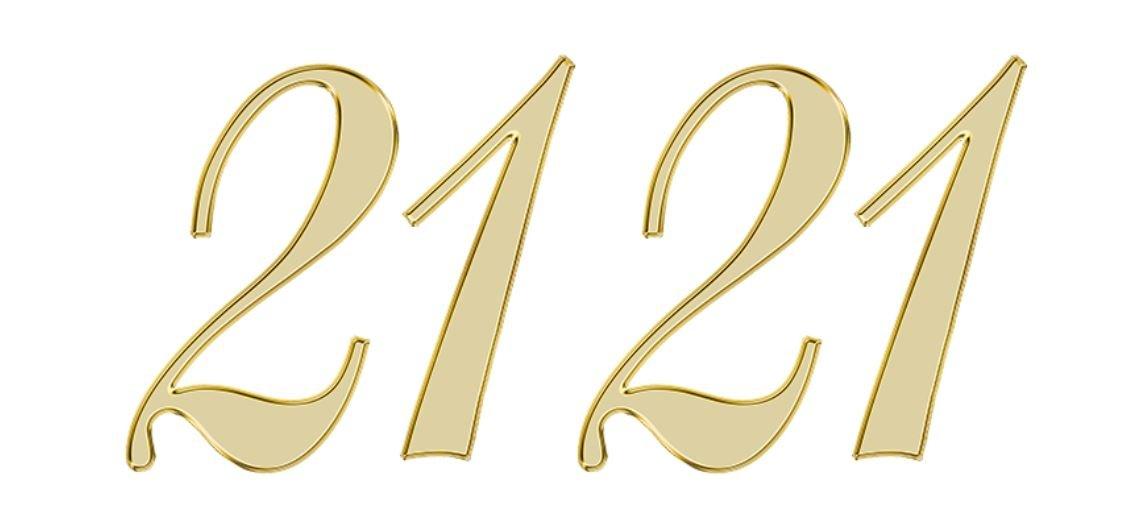 numero 2121