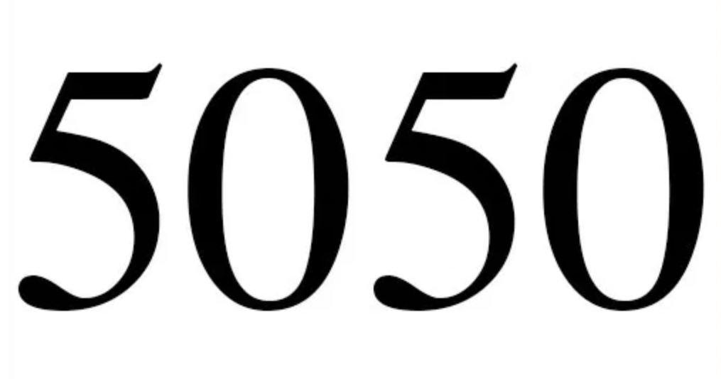 Il significato del numero 5050