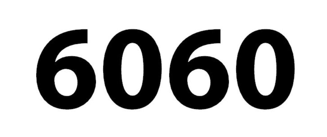 Il significato del numero 6060