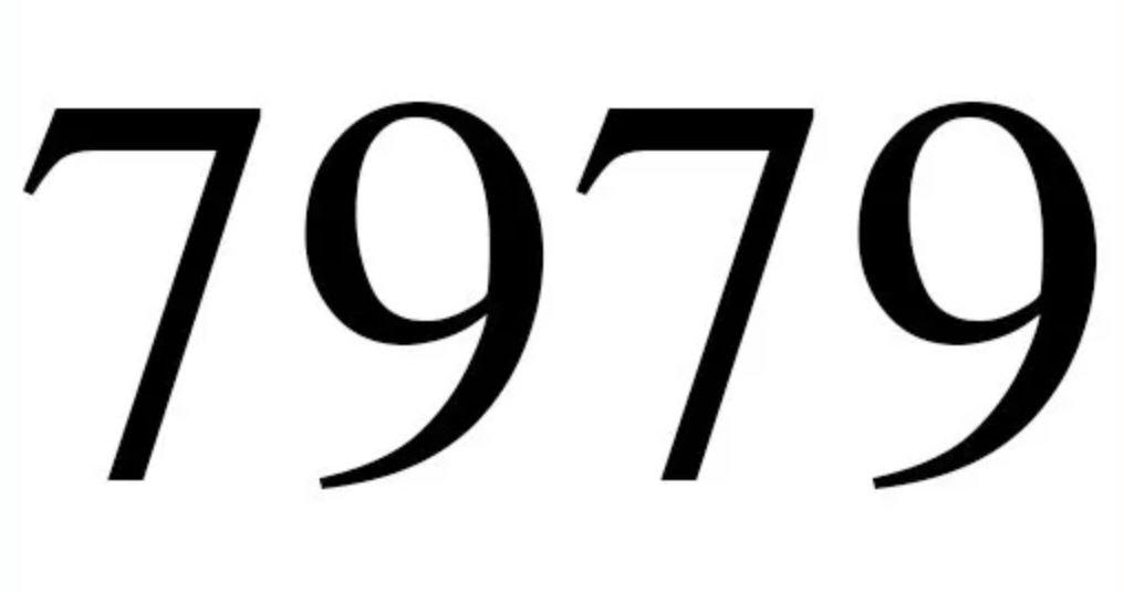 Il significato del numero 7979