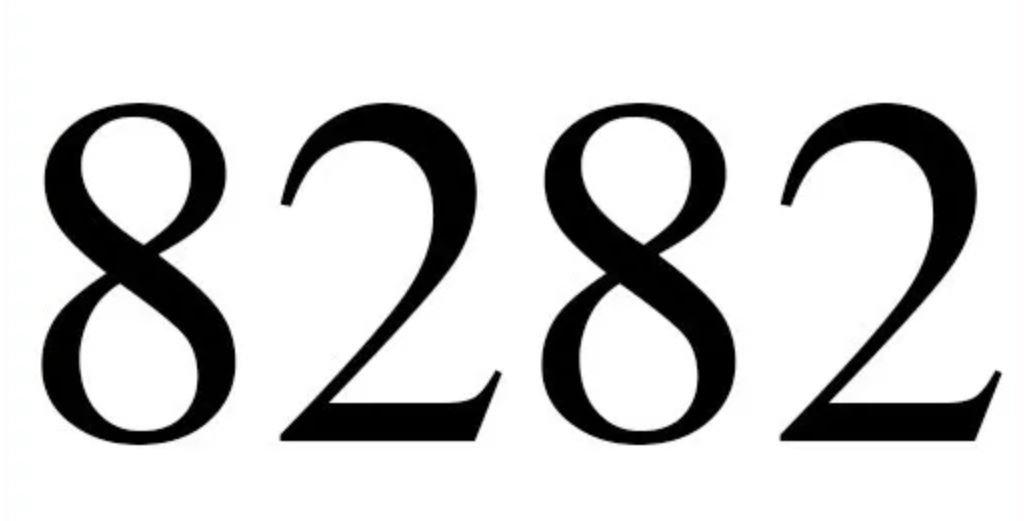 Il significato del numero 8282