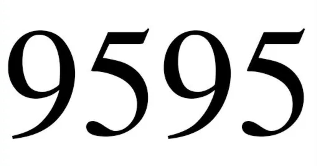 Il significato del numero 9595