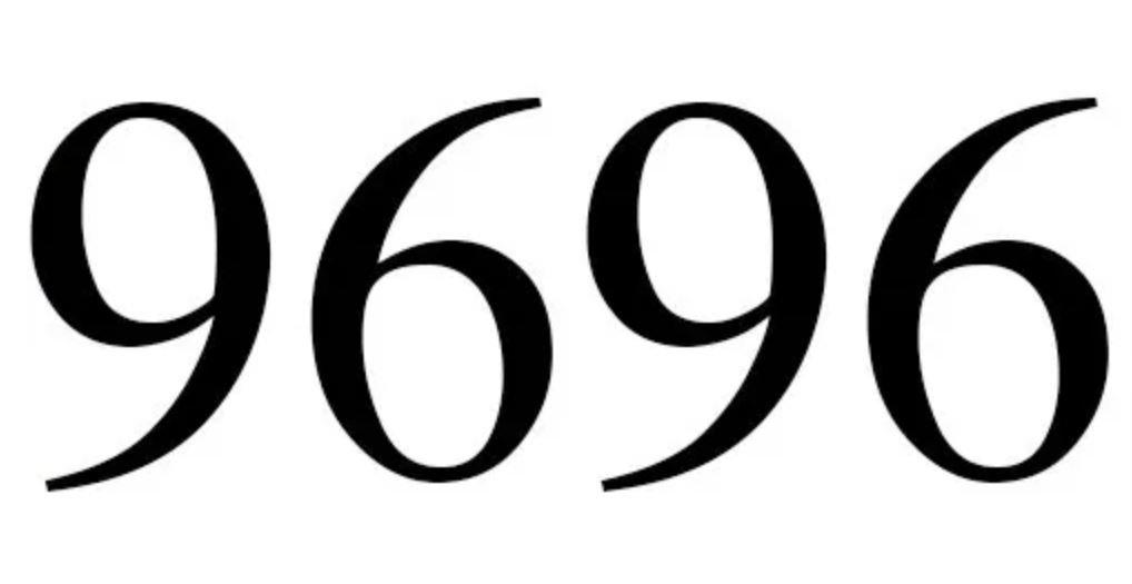 Il significato del numero 9696